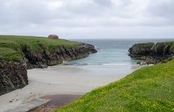 La Scozia Skye Island immagini stock