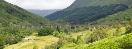 La Scozia, viadotto glenfinnan Immagine Stock