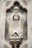 La sculpture de la cathédrale du Christ le sauveur à Moscou photo libre de droits