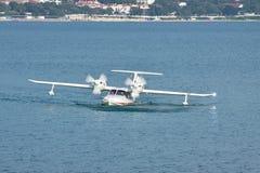 LA-8 sea plane Royalty Free Stock Photos
