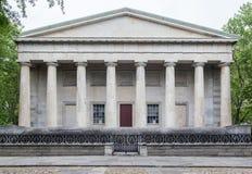 La seconda Banca degli Stati Uniti Immagini Stock Libere da Diritti