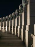 La seconda guerra mondiale commemorativa, lato atlantico Fotografie Stock