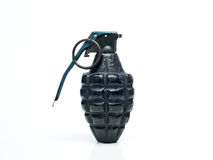 La seconda guerra mondiale della granata Fotografie Stock
