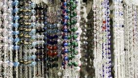 La secuencia gotea el rosario fotografía de archivo libre de regalías