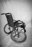 La sedia a rotelle. Fotografia Stock Libera da Diritti