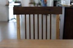 La sedia vuota Immagini Stock