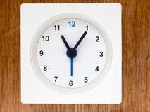 La segunda serie de la secuencia del tiempo, 89/96 Fotografía de archivo libre de regalías