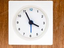La segunda serie de la secuencia del tiempo, 32/96 Imágenes de archivo libres de regalías