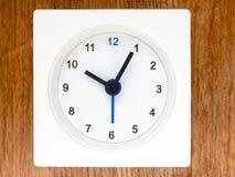 La segunda serie de la secuencia del tiempo, 81/96 Fotografía de archivo libre de regalías