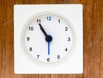 La segunda serie de la secuencia del tiempo, 88/96 Fotografía de archivo