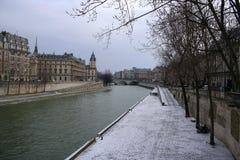 La Seine Imagens de Stock Royalty Free