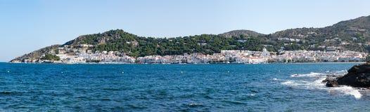 La Selva Panorama de del puerto Imagenes de archivo