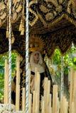 La Semana Santa Procession in Spagna, Andalusia Fotografia Stock