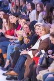 La 38.a semana ucraniana de la moda en Kyiv, Ucrania Foto de archivo libre de regalías
