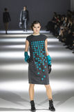 La 38.a semana ucraniana de la moda en Kyiv, Ucrania Fotografía de archivo libre de regalías