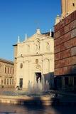 La Seo Cathedral of Zaragoza, Spain Royalty Free Stock Photo