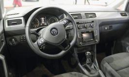 La Serbie ; Belgrade ; Le 29 mars 2017 ; La fin de la chambre de Volkswagen Image stock