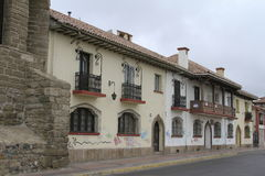 La Serena Chile royaltyfri bild