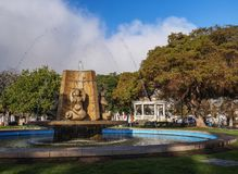 La Serena no Chile imagem de stock royalty free