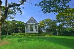 La serie de la ciudad jardín Fotografía de archivo