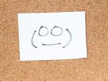 La serie de emoticons japoneses llamó Kaomoji, espacio en blanco Fotos de archivo libres de regalías