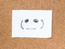 La serie de emoticons japoneses llamó Kaomoji, espacio en blanco Imágenes de archivo libres de regalías