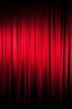 La serie de la cortina del terciopelo Fotografía de archivo