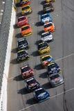 La serie Kobalt de la taza de NASCAR Sprint filetea el 8 de marzo 500 Imágenes de archivo libres de regalías