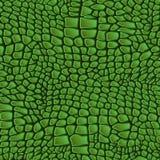 La serpiente animal de cuero texturiza el cocodrilo del reptil Foto de archivo libre de regalías
