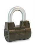 La serratura Fotografia Stock