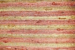 La seta variopinta del Laos handcraft la vecchia conservazione lacerata d'annata di stile della superficie peruviana della copert Immagine Stock