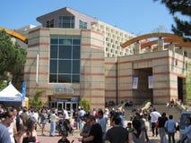 LA setzt Zeit Festivals von Büchern 2 fest Stockfoto