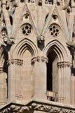 La Seu basilica,Palma de Mallorca.Spain Royalty Free Stock Photos