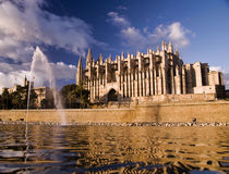 La Seu Cathedral Stock Photos