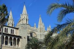 La Seu Cathedral, Mallorca Stock Image