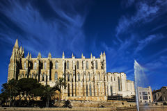 La Seu Royalty Free Stock Images