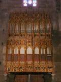 La Seu cathedral in Palma De Mallorca Royalty Free Stock Photos