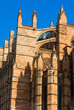 La Seu de Kathedrale Image libre de droits