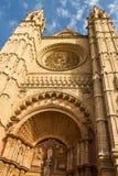La Seu della cattedrale Fotografie Stock Libere da Diritti