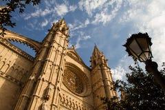 La Seu della cattedrale Immagine Stock