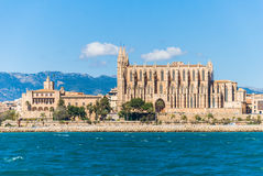La Seu-Kathedrale, Palma de Mallorca Lizenzfreies Stockfoto
