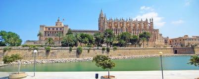 La Seu, Majorca Royaltyfri Foto