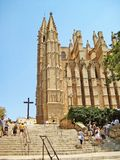 La Seu, Palma de Majorca Royalty Free Stock Photography