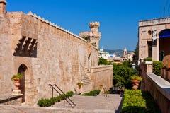 La Seu Palma de Mallorca Stock Photography