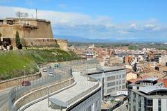 La Seu Vella Castle, Lleida Stock Photos