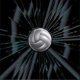 La sfera di pallavolo ha impostato 7 Immagini Stock