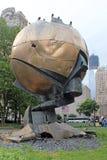 La sfera - New York Fotografia Stock