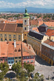 La Sibiu-Romania Fotografia Stock Libera da Diritti