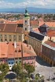 La Sibiu-Roumanie Photographie stock libre de droits