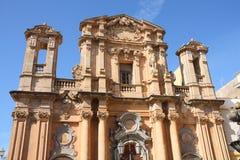 La Sicile Image libre de droits
